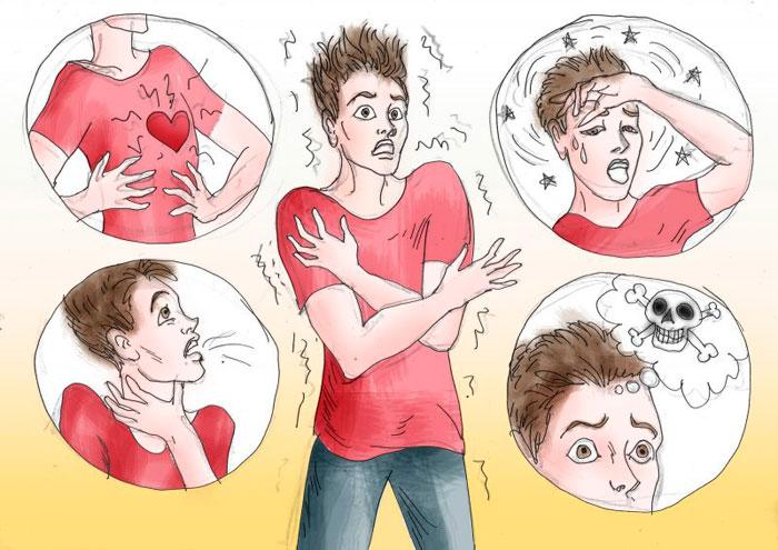 психические и соматические проявления