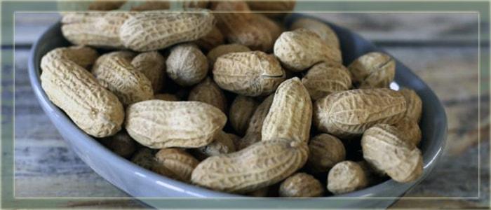 Орешки арахиса