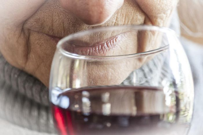 Алкоголь в возрасте